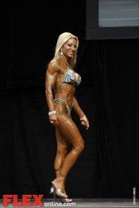 2012 Toronto Pro - Women's Figure - Ginette Delhaes
