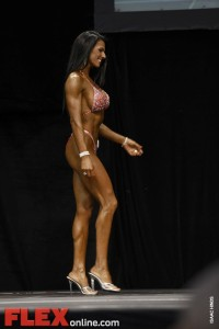 2012 Toronto Pro - Women's Figure - Mona Muresan