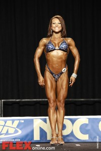 Babette Mulford - Womens Fitness - 2012 Junior National