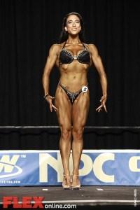 Natalie Graziano-Cribbs - Womens Fitness - 2012 Junior National