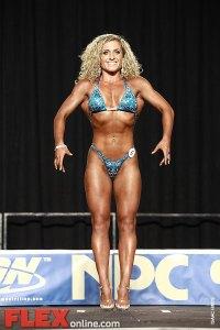 Danielle Chikeles - Womens Fitness - 2012 Junior National