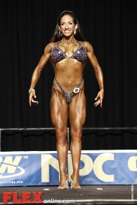 Lishia Dean - Womens Fitness - 2012 Junior National