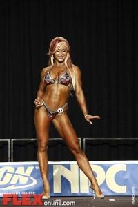 Ashley Sebera - Womens Fitness - 2012 Junior National