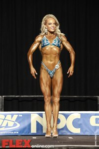 Kimberly Stroup - Womens Fitness - 2012 Junior National