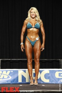 Debbie Sizemore - Womens Fitness - 2012 Junior National