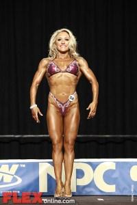 Tracy Pruitt - Womens Figure - 2012 Junior National