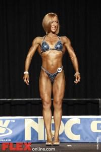 Heidi Chappell - Womens Figure - 2012 Junior National