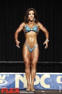 Cristina Gomez - Womens Figure - 2012 Junior National