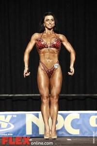 Cecilia Caputo - Womens Figure - 2012 Junior National