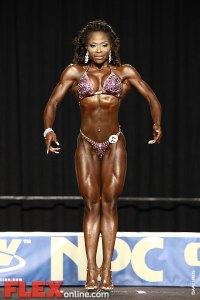 Cinderella Richardson - Womens Figure - 2012 Junior National