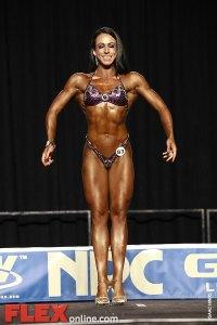 Jennifer Cordovez - Womens Figure - 2012 Junior National