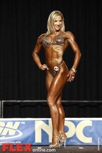 Dana Ambrose - Womens Figure - 2012 Junior National