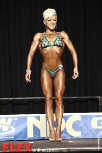 Katharine Lane - Womens Figure - 2012 Junior National