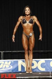 Dani Ronquilo - Womens Figure - 2012 Junior National