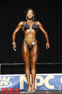 Janelle Ucci - Womens Figure - 2012 Junior National