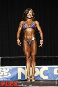 Mallory Haldeman - Womens Figure - 2012 Junior National