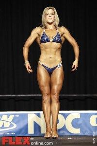 Sarah Pitsch - Womens Figure - 2012 Junior National