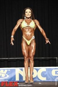 Nancy Wehbe - Womens Figure - 2012 Junior National
