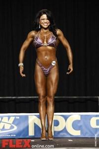 Genie Sammons - Womens Figure - 2012 Junior National
