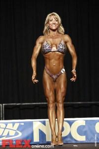 Krista Dunn - Womens Figure - 2012 Junior National