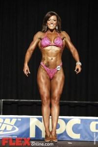 Nicole Ponce - Womens Figure - 2012 Junior National