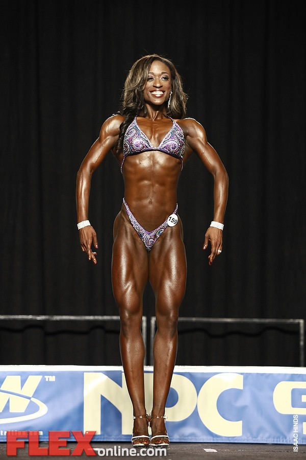 Chaya Boone - Womens Figure - 2012 Junior National