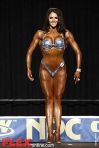 Kendi Charls - Womens Figure - 2012 Junior National