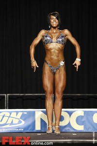 Allison Stauss - Womens Figure - 2012 Junior National