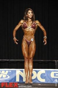 Amy Puglise - Womens Figure - 2012 Junior National