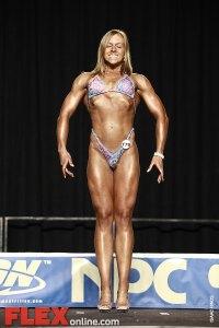 Alicia Wells - Womens Figure - 2012 Junior National