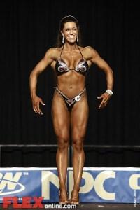 Bryana Turner - Womens Figure - 2012 Junior National