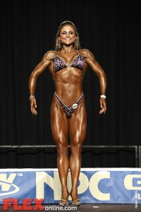 Tanya Etessam - Womens Figure - 2012 Junior National