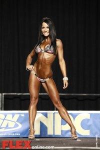 Francine Slododnik - Womens Bikini - 2012 Junior National