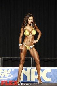 Noy Alexander - Womens Bikini - 2012 Junior National