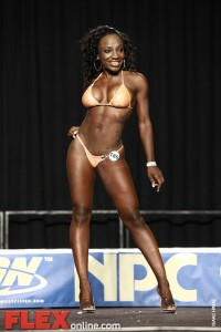 Samantha Maycock - Womens Bikini - 2012 Junior National