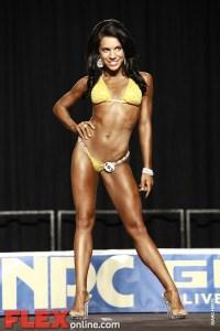 Alectra Kelley - Womens Bikini - 2012 Junior National