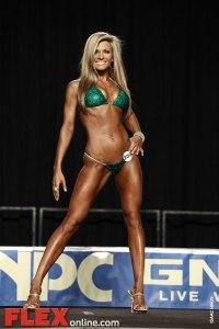 Maria DiNello - Womens Bikini - 2012 Junior National