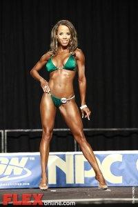 Susan Waters - Womens Bikini - 2012 Junior National