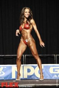 Jazzla Walters - Womens Bikini - 2012 Junior National