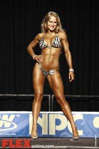 Jessica Moss - Womens Bikini - 2012 Junior National