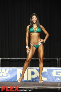 Amanda Otero - Womens Bikini - 2012 Junior National