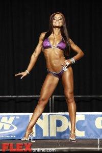 Cat Textoris - Womens Bikini - 2012 Junior National