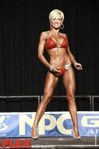 Kelli Hinshaw - Womens Bikini - 2012 Junior National