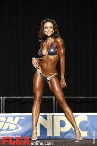 Lisa Campbell - Womens Bikini - 2012 Junior National