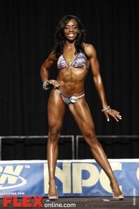 Monica Elliott - Womens Bikini - 2012 Junior National