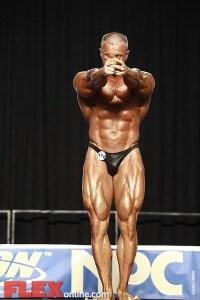 Algirdas Kilciauskas - Mens Heavyweight - 2012 Junior National