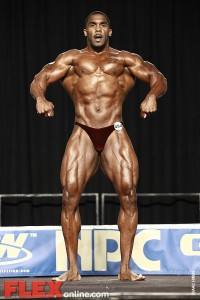 DeCarlo Lewis - Mens Super Heavyweight - 2012 Junior National