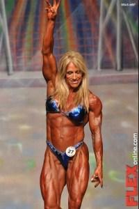 Bonnie Pappas - Women's Open - 2012 Hartford Europa