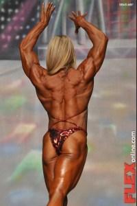 Tazzie Columb - Women's Open - 2012 Hartford Europa