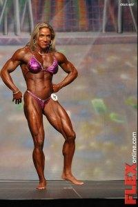 Lisette Acevedo - Women's Open - 2012 Hartford Europa